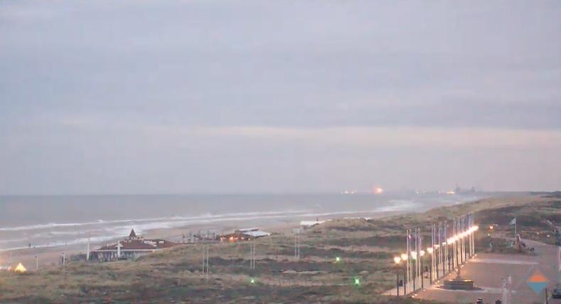 Het strandweer voor zondag 15 november