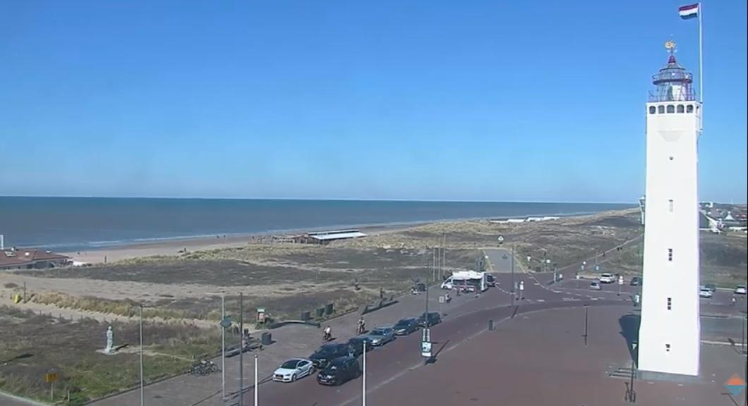 Noordwijk sluit wegen naar de kust af
