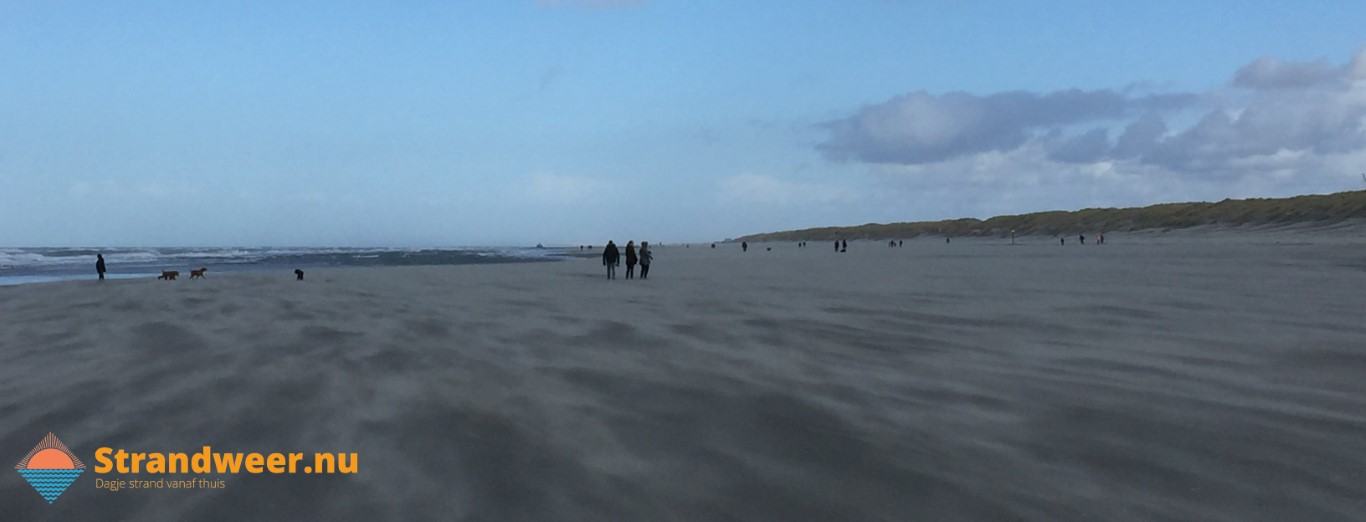 Het strandweer voor maandag 2 maart