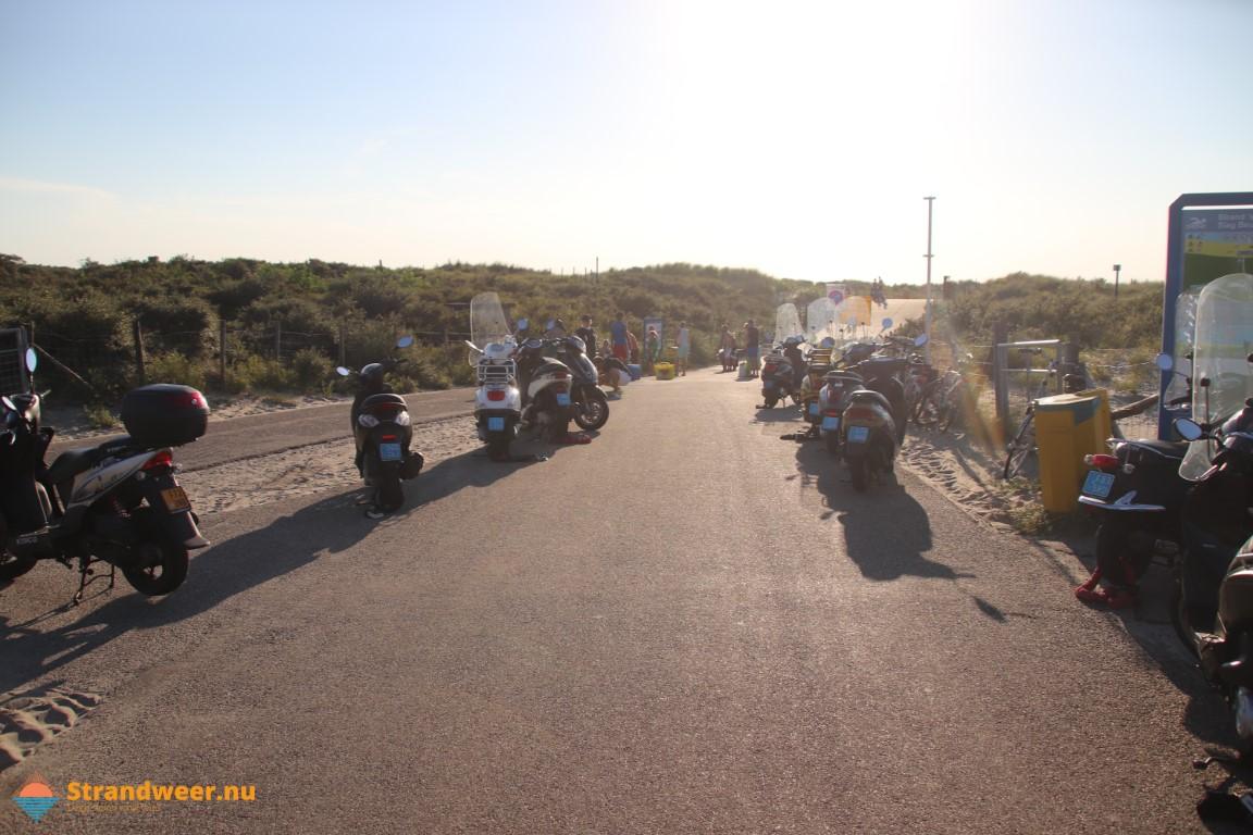 Negentien fietsen gestolen bij Westlandse strand