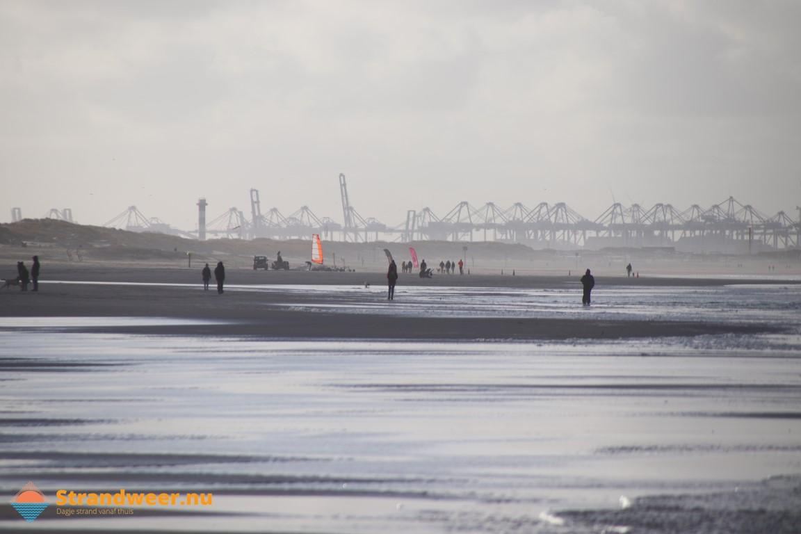 Het strandweer voor maandag 27 januari