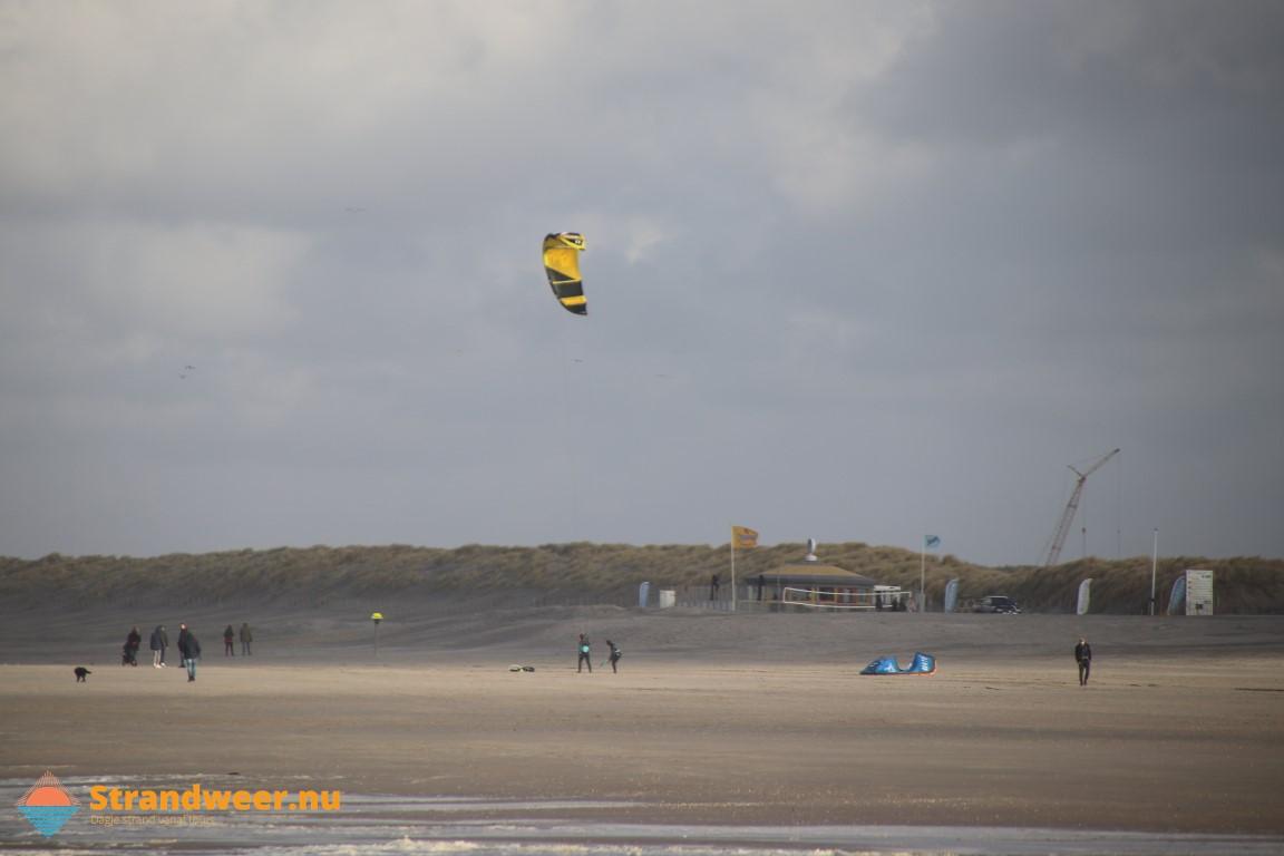 Het strandweer voor vrijdag 18 december