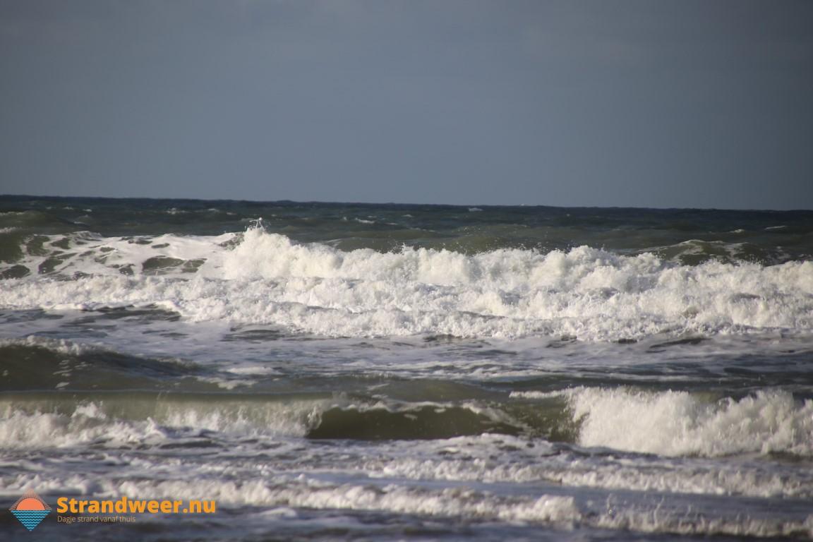 Het strandweer voor dinsdag 21 januari