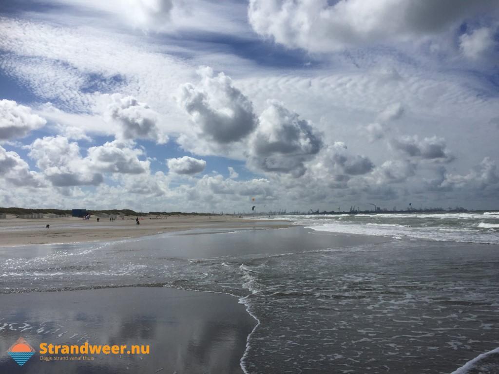 Het strandweer voor zondag 6 september