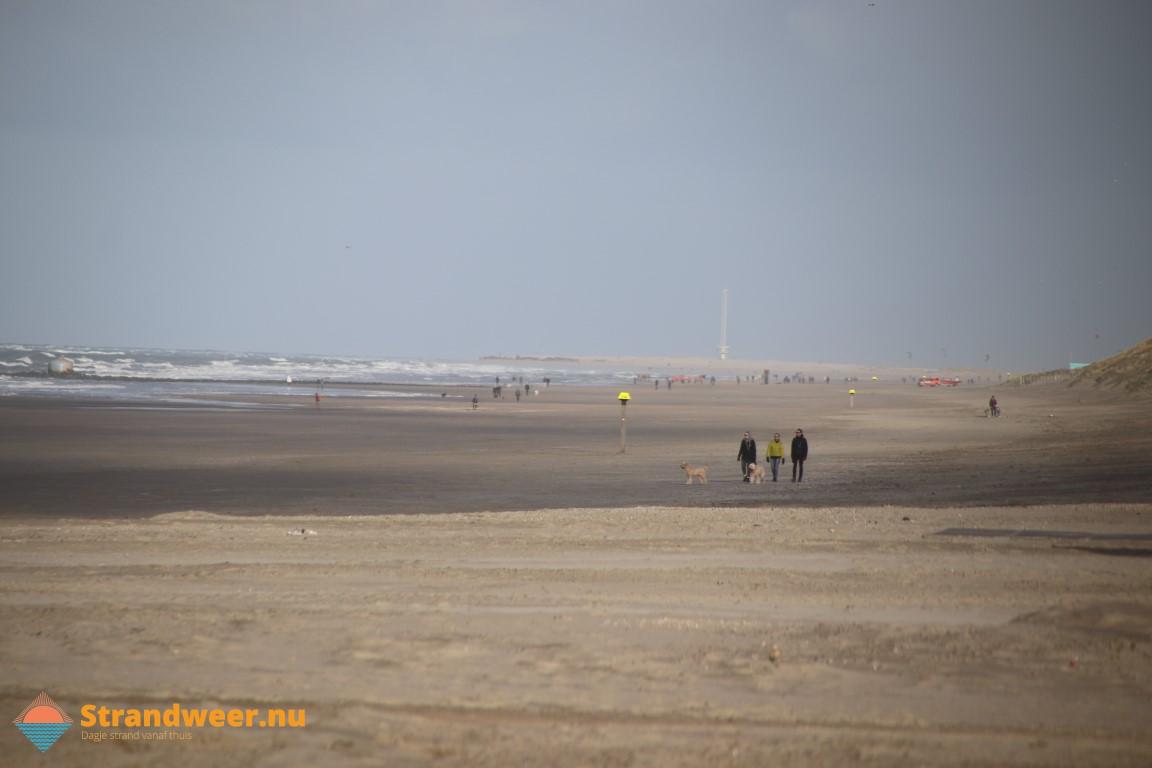 Het strandweer voor vrijdag 24 januari