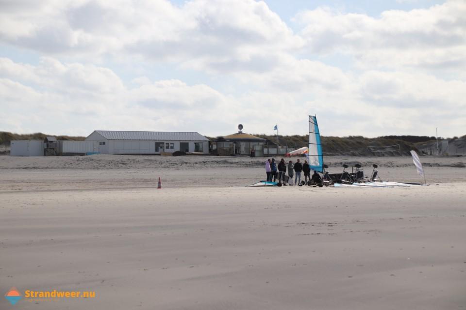 Het strandweer voor zondag 15 maart