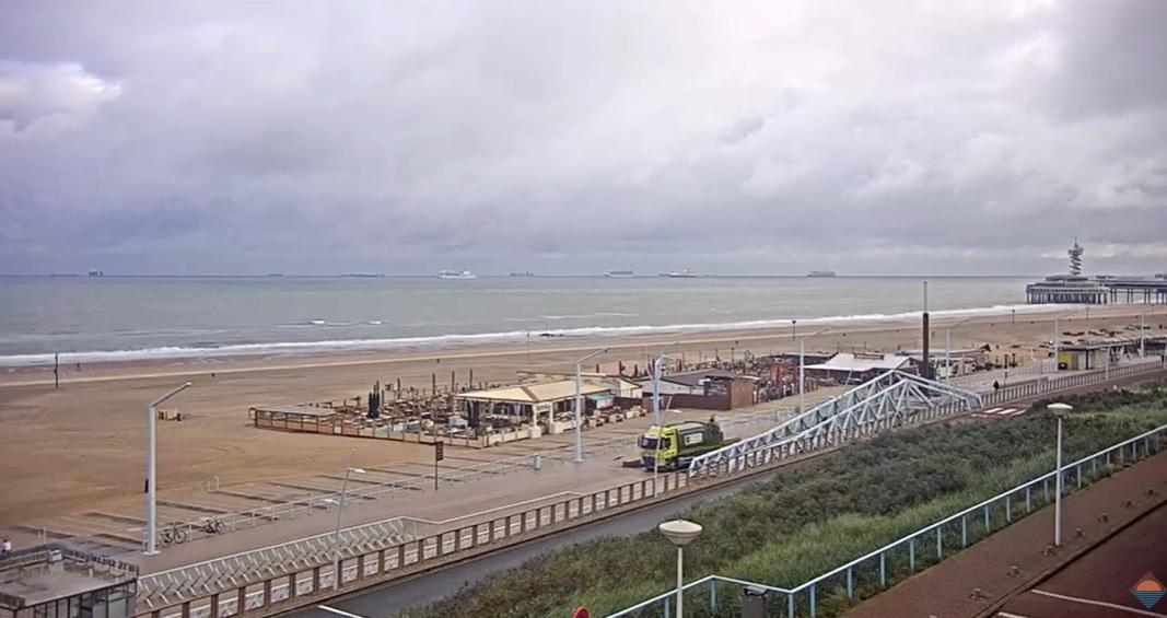 Het strandweer voor woensdag 1 juli