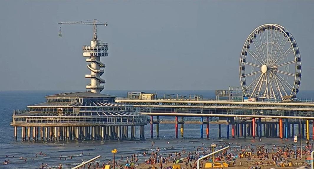 Fatale steekpartij bij Scheveningse Pier