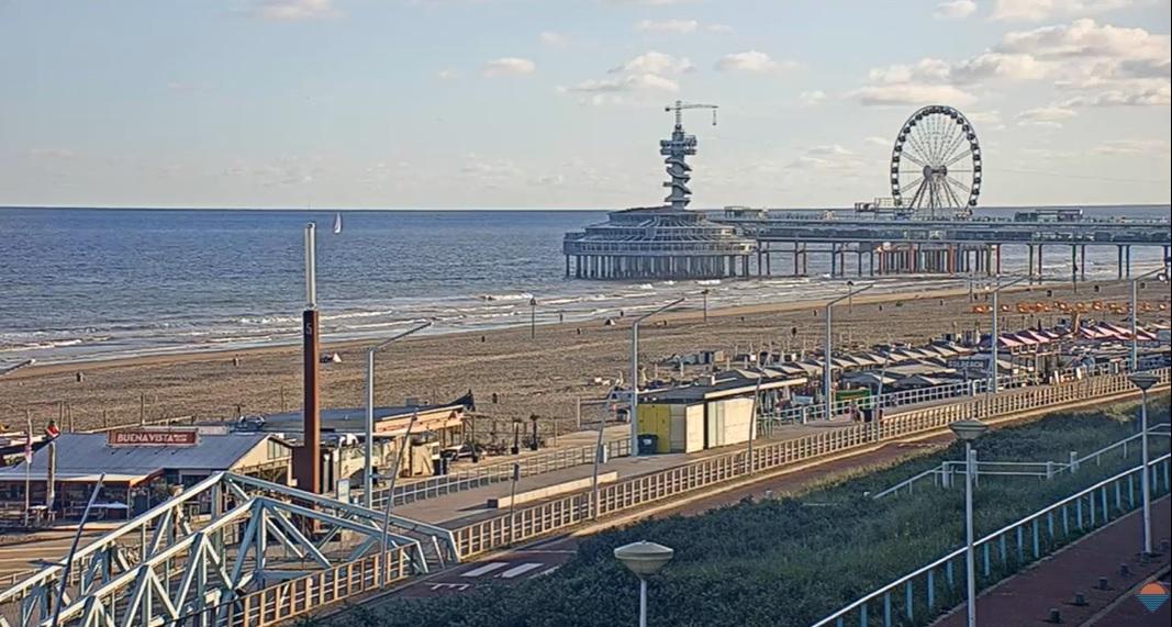 Zonnig strandweer voor zondag 12 juli