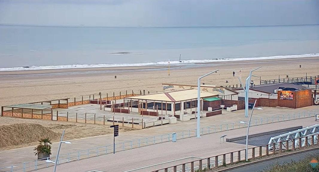 Het strandweer voor zaterdag 17 oktober