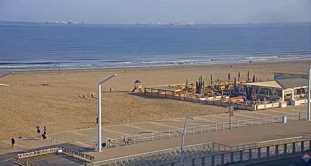 Het strandweer voor dinsdag 26 mei