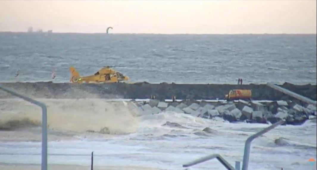 Twee watersporters overleden bij Scheveningse haven