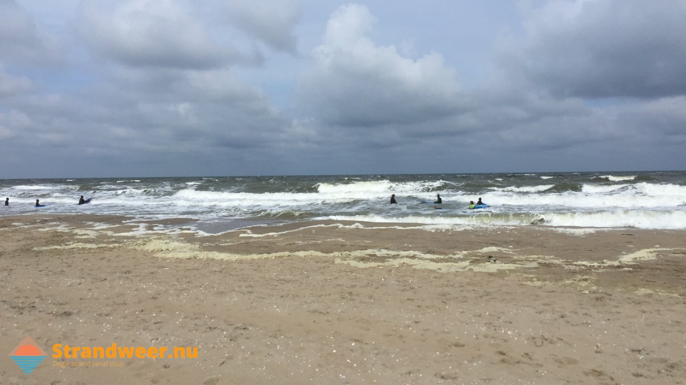 Het strandweer voor zondag 3 mei