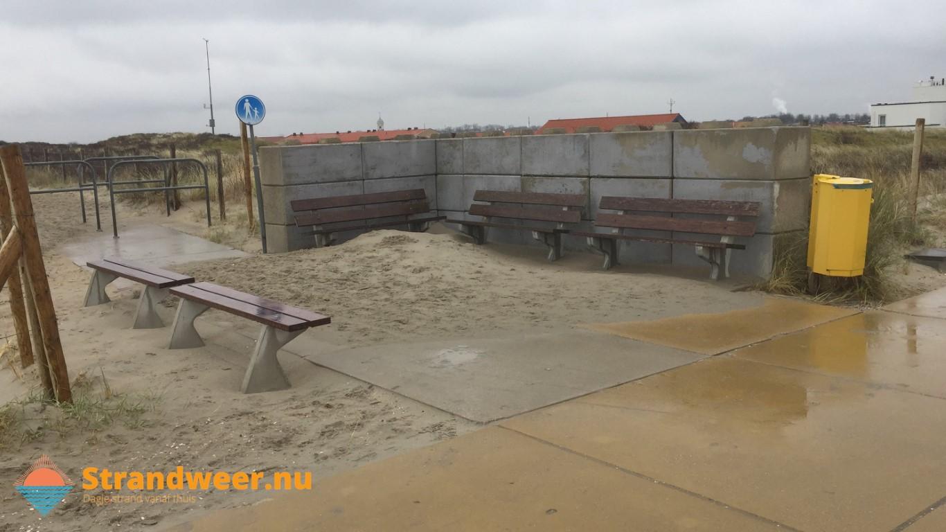 Het strandweer voor vrijdag 28 februari