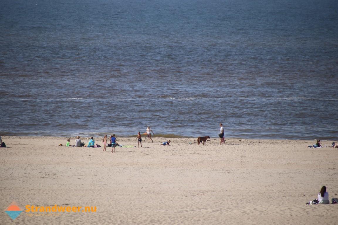 Het strandweer voor zondag 26 april