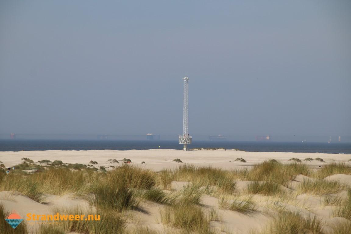 Zandmotor viert 10 jarig bestaan