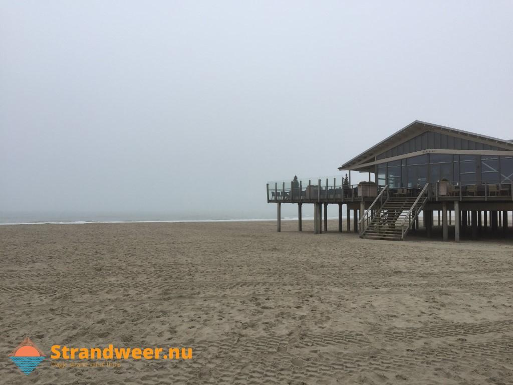 Het strandweer voor woensdag 22 januari