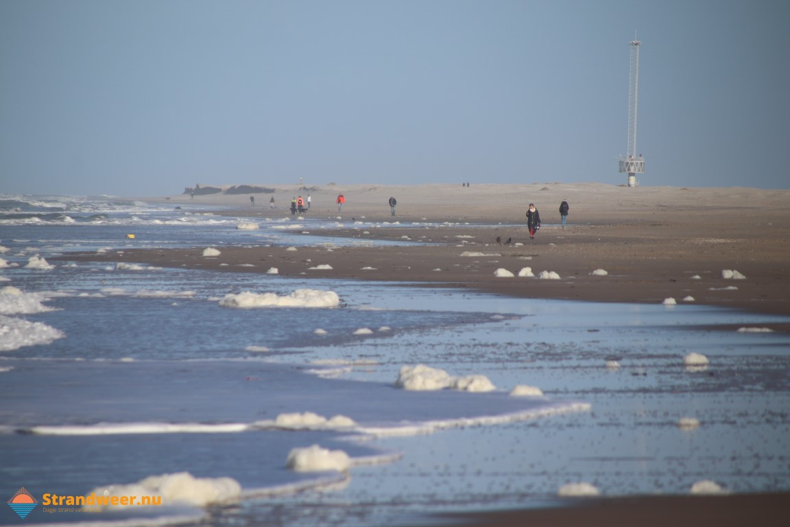Het strandweer voor donderdag 6 februari