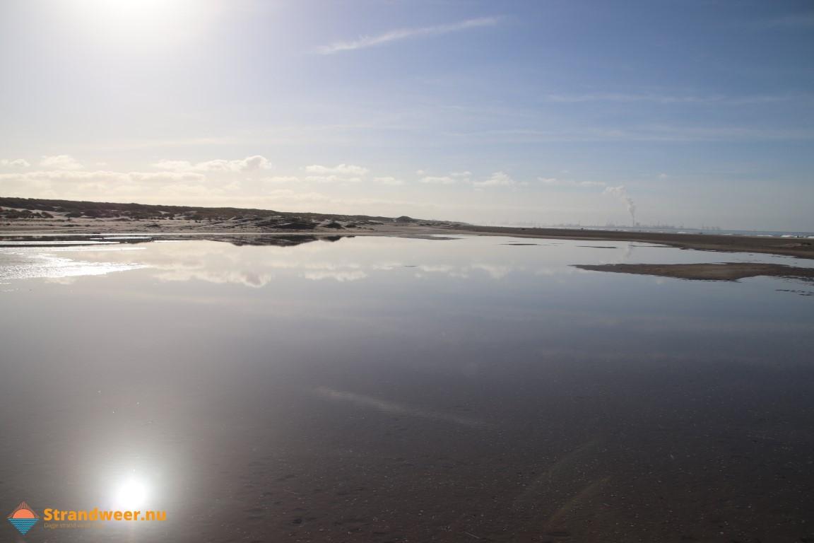 Het strandweer voor woensdag 19 februari