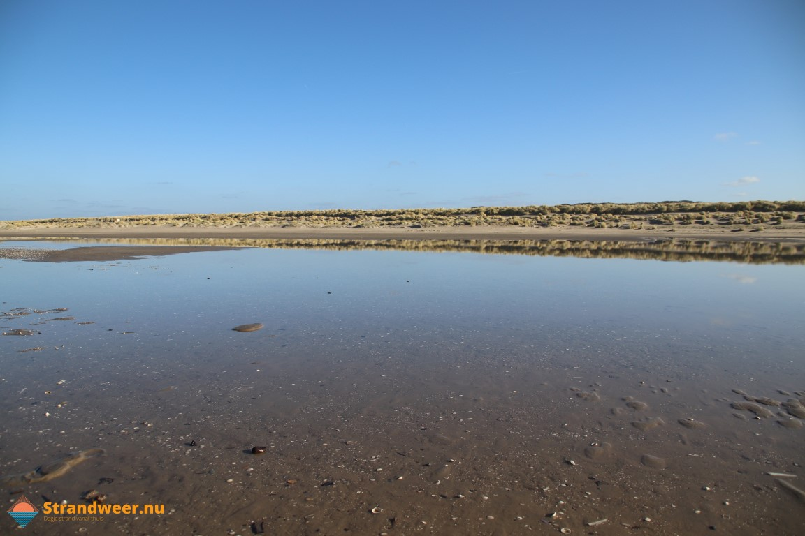 Het strandweer voor dinsdag 31 maart