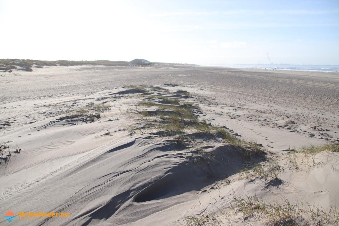 Het strandweer voor dinsdag 3 maart