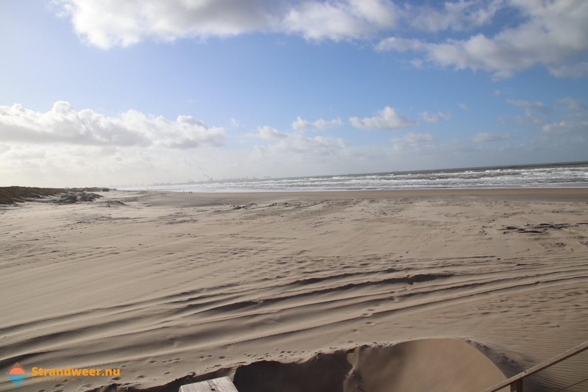 Het strandweer voor donderdag 13 februari