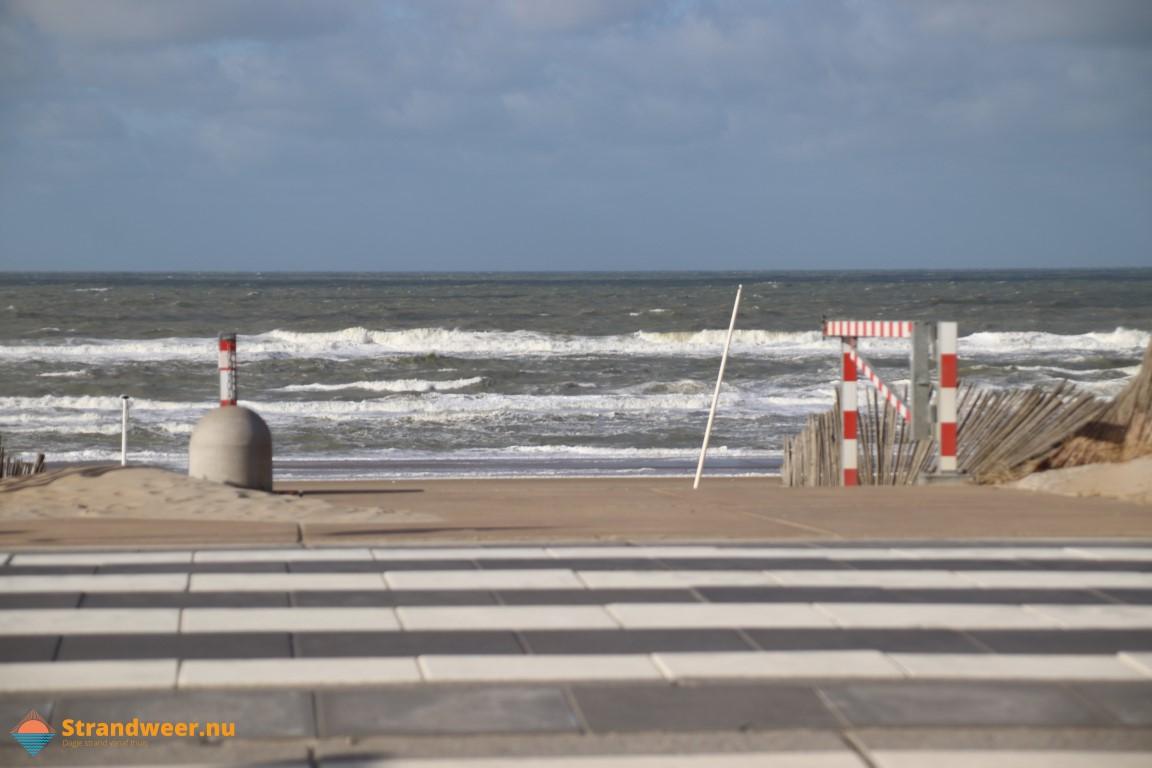 Het strandweer voor zaterdag 14 november