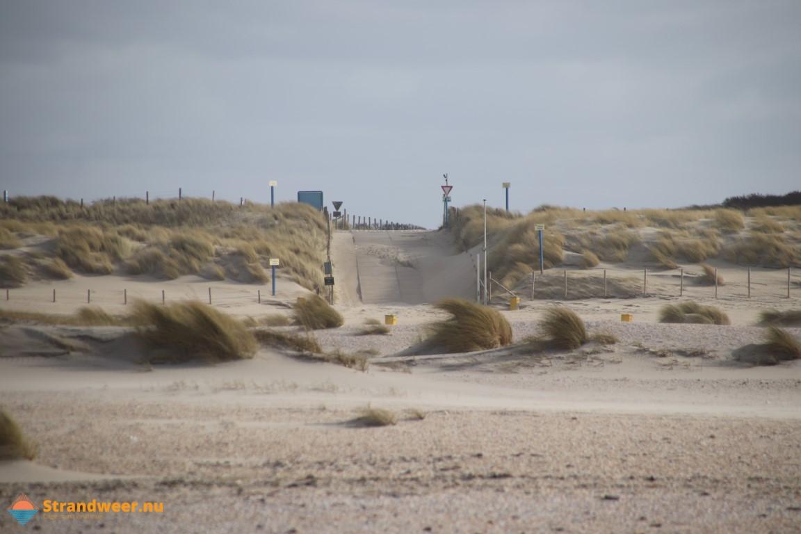 Het strandweer voor zaterdag 14 maart