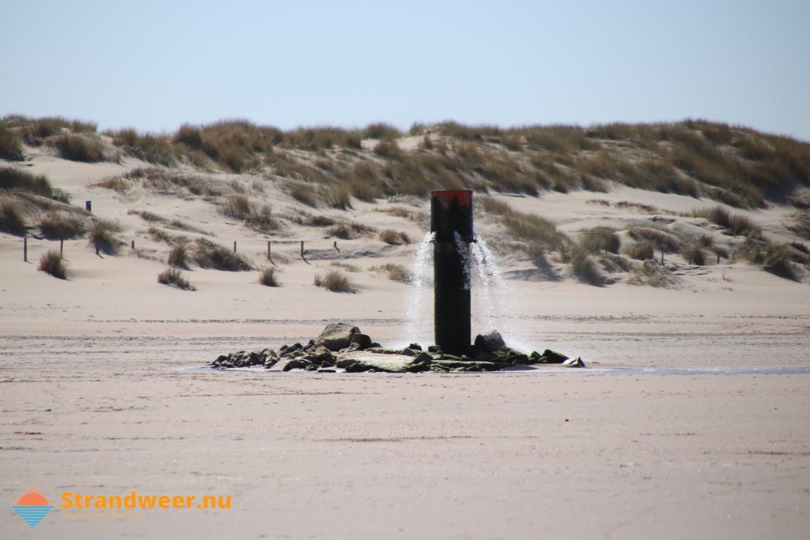 Het strandweer voor vrijdag 3 april