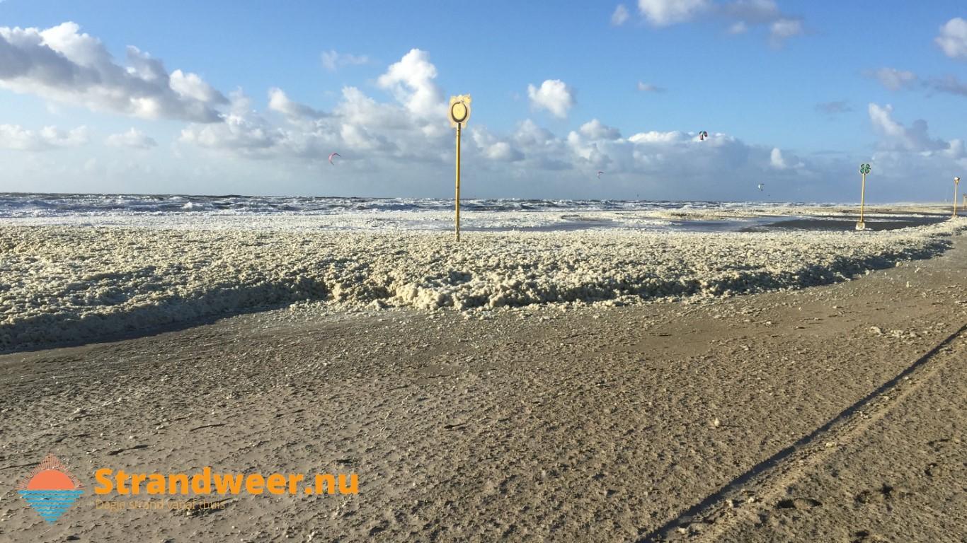 Het strandweer voor dinsdag 12 mei