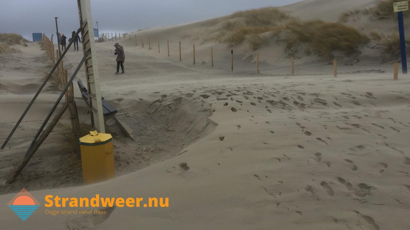 Het strandweer voor dinsdag 25 februari