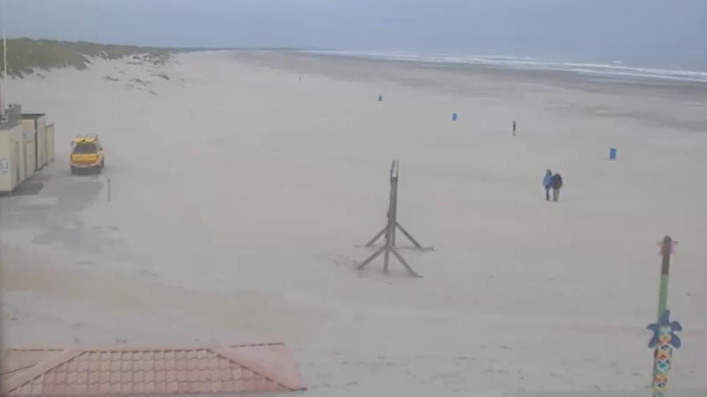 Het strandweer voor vrijdag 11 september