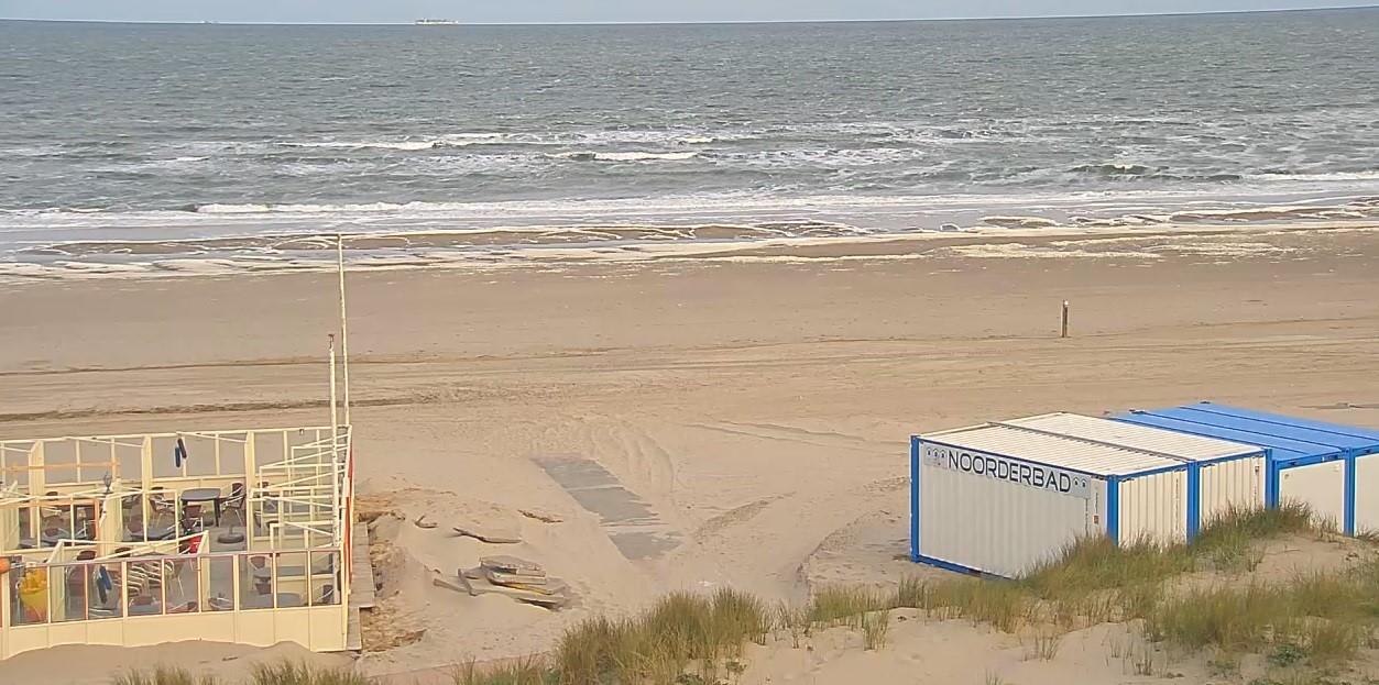 Het strandweer voor vrijdag 15 mei