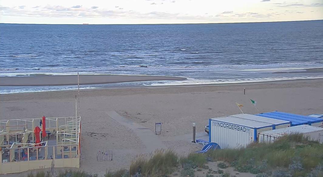 Het strandweer voor woensdag 15 juli