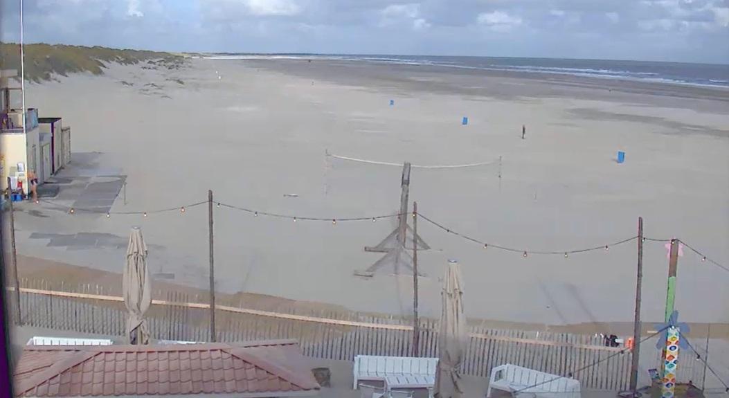 Het strandweer voor zondag 23 augustus