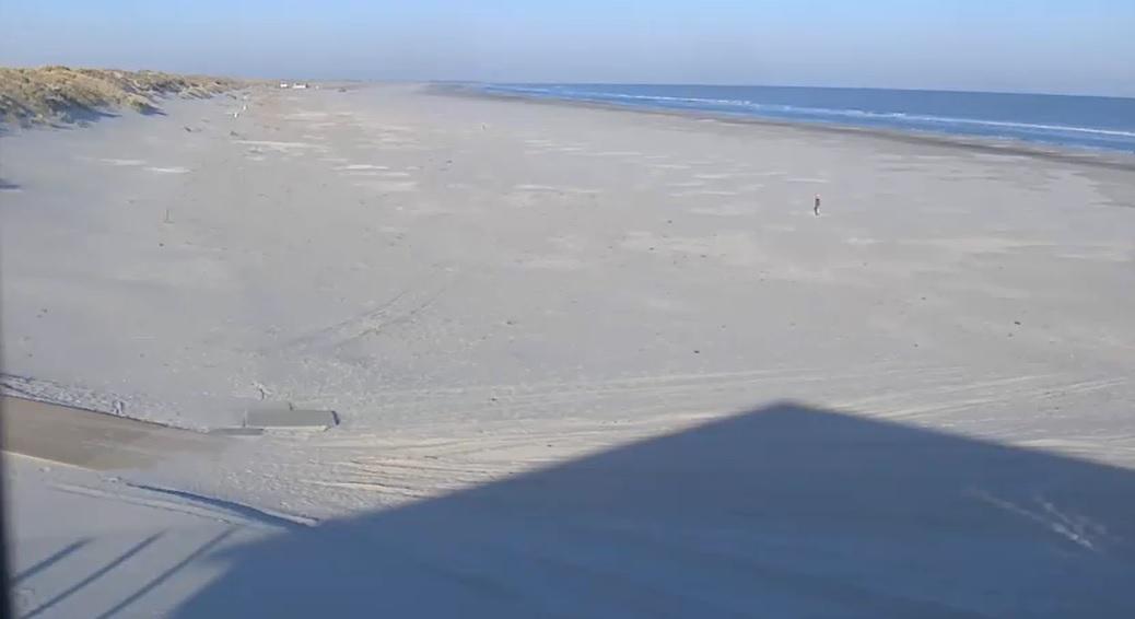 Het strandweer voor woensdag 25 maart