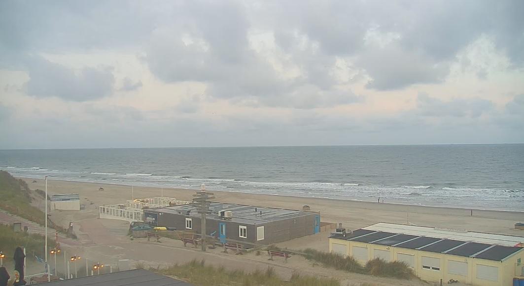 Het strandweer voor woensdag 30 september