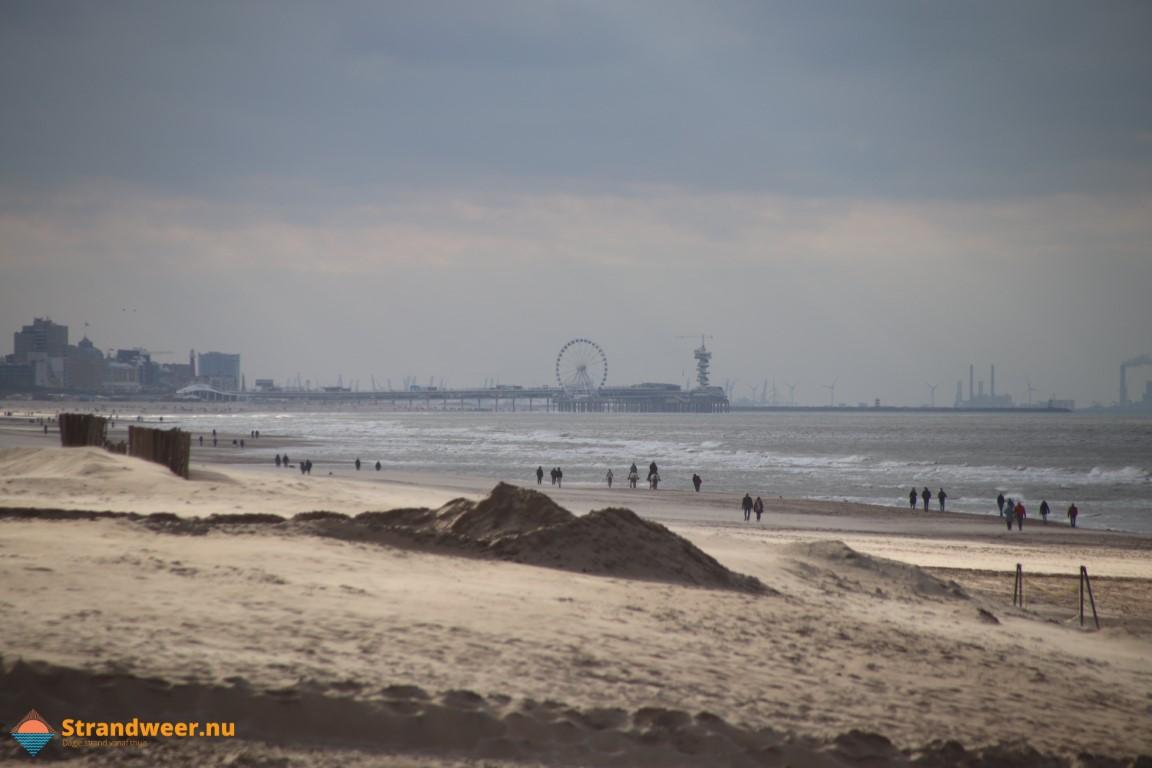 Het strandweer voor vrijdag 5 februari