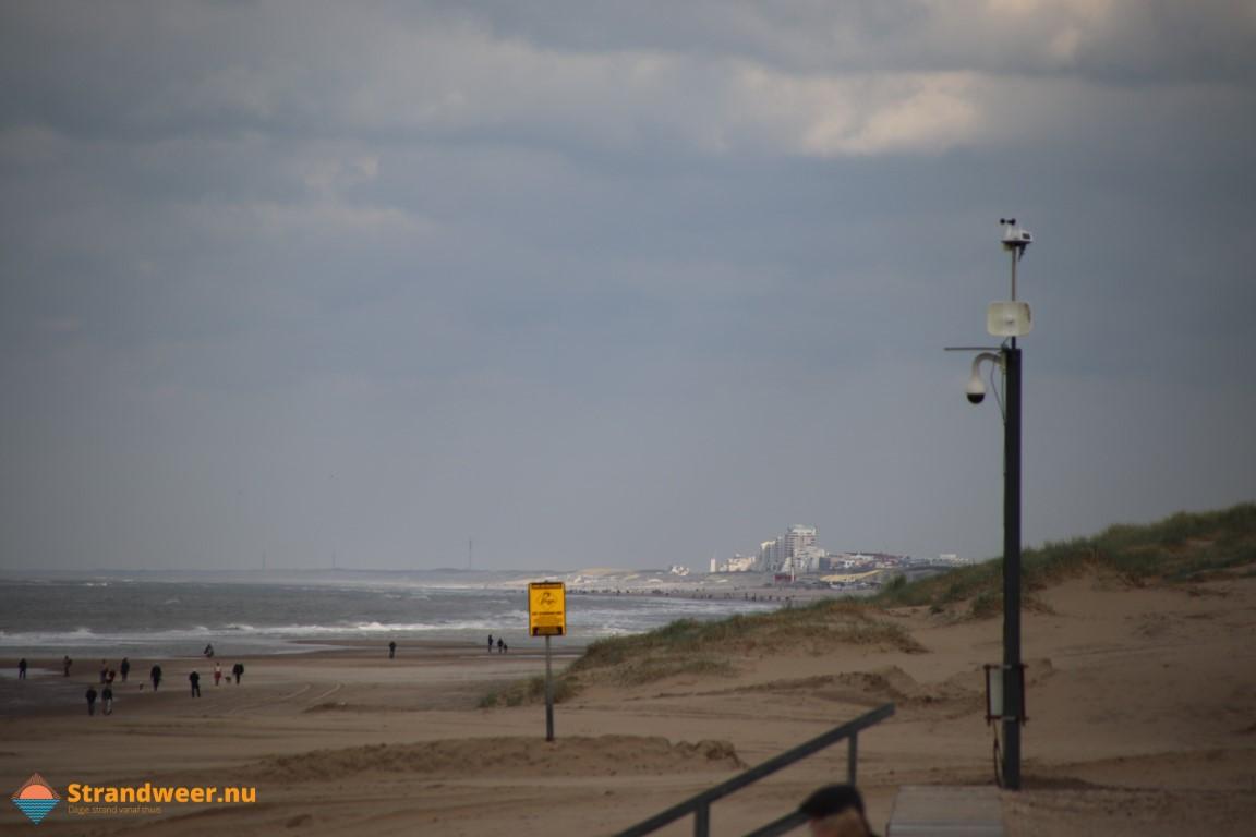Het strandweer voor donderdag 5 november