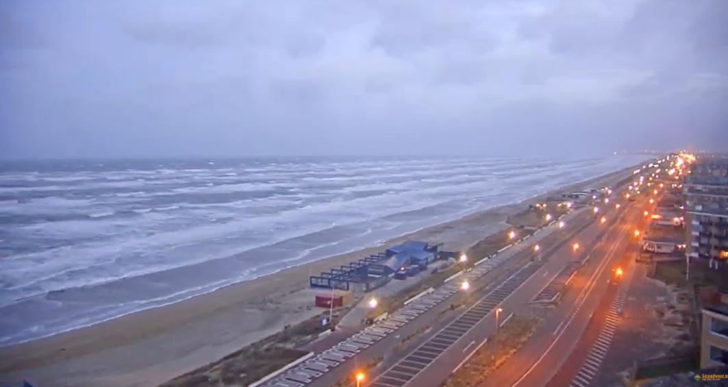 Het strandweer voor dinsdag 11 februari