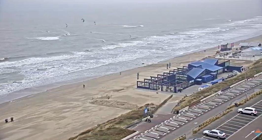 Webcam Zandvoort weer online