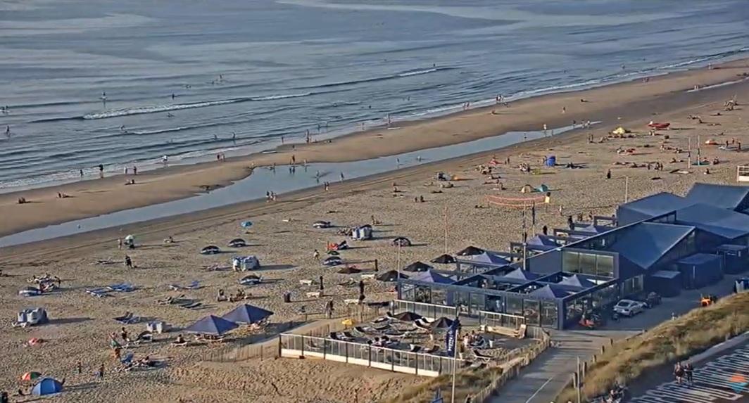 Het strandweer voor woensdag 16 september