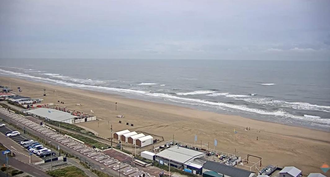 Het strandweer voor dinsdag 25 augustus