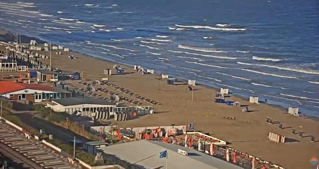 Het strandweer voor zondag 26 juli