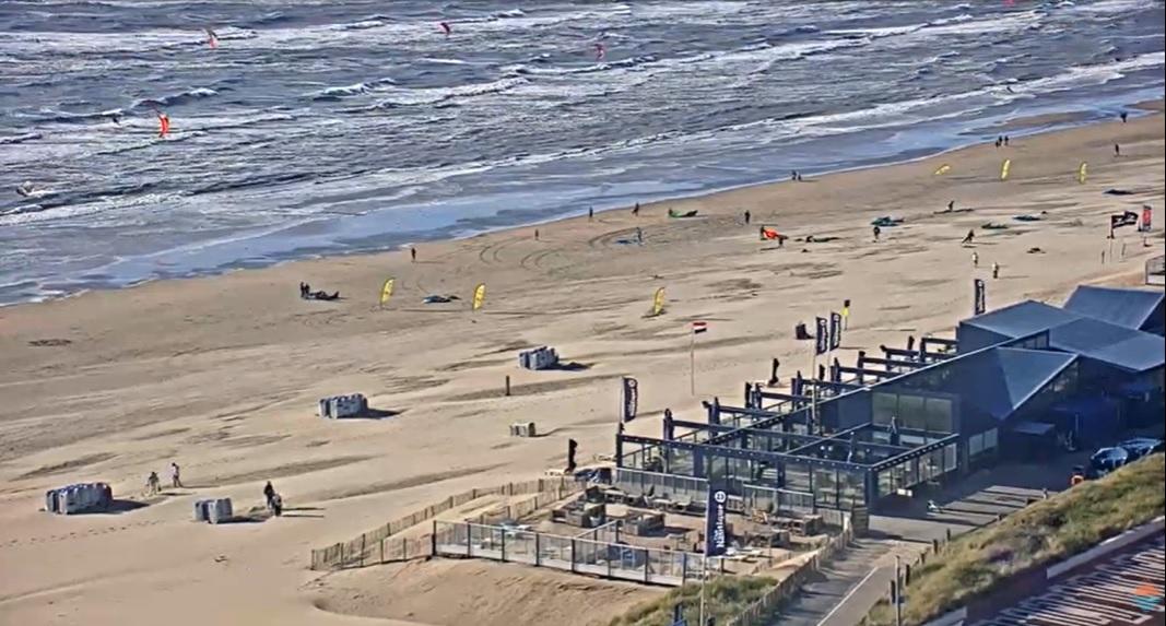 Het strandweer voor maandag 29 juni