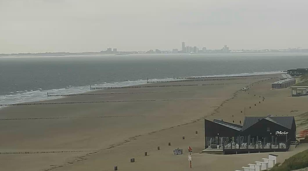 Het strandweer voor donderdag 4 juni
