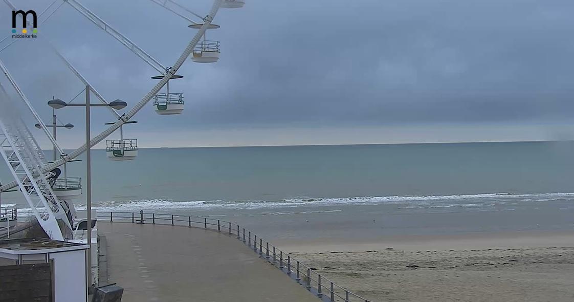 Het strandweer voor dinsdag 8 september