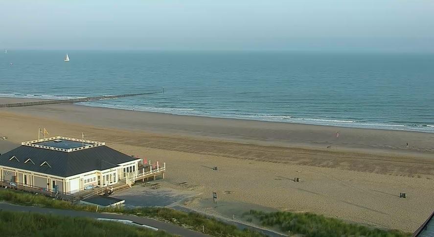 Het strandweer voor zondag 13 september