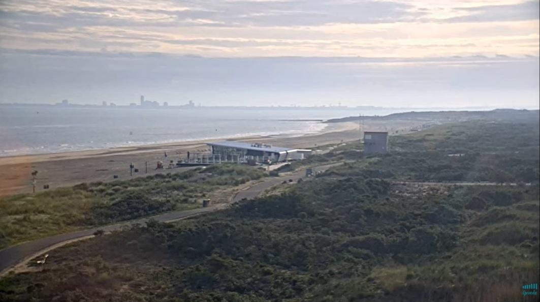 Het strandweer voor zondag 14 juni