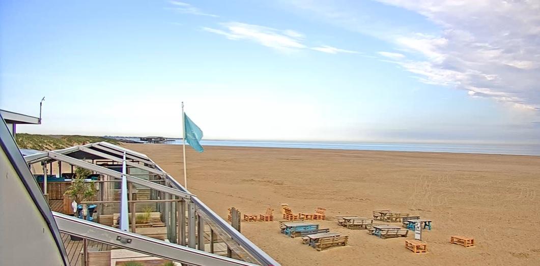 Het strandweer voor maandag 15 juni